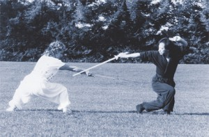 Kung Fu Straight Sword